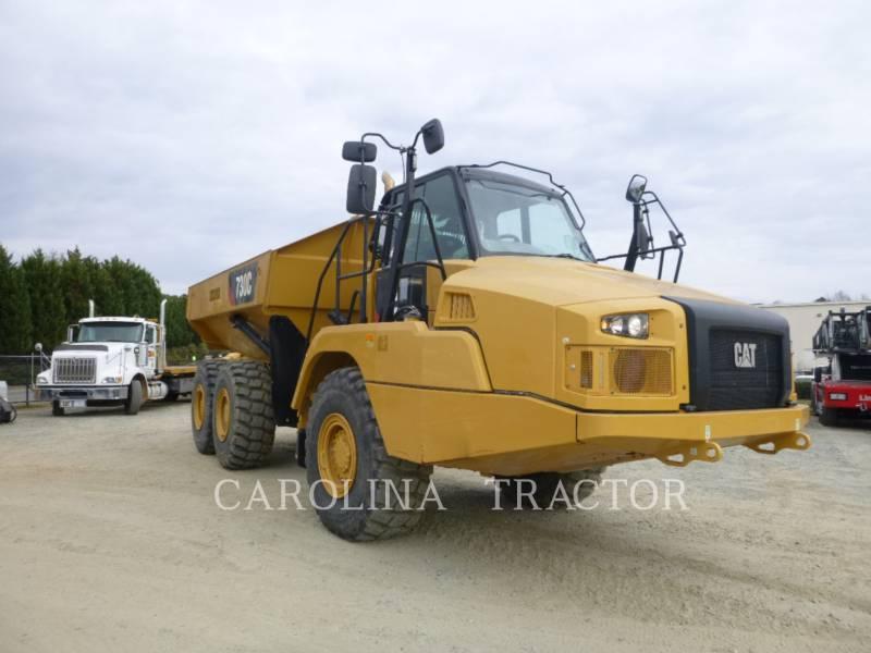 CATERPILLAR ARTICULATED TRUCKS 730C equipment  photo 5