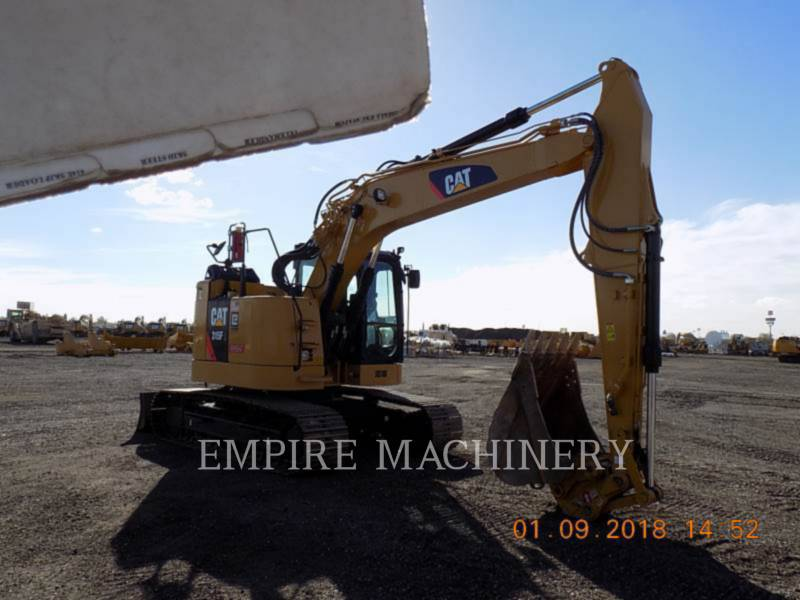 CATERPILLAR KETTEN-HYDRAULIKBAGGER 315FLCR equipment  photo 1