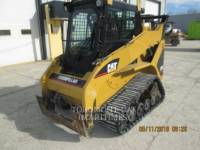 Equipment photo CATERPILLAR 257 MULTI TERRAIN LOADERS 1