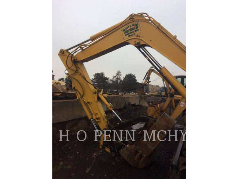 KOMATSU MINING SHOVEL / EXCAVATOR PC78MR equipment  photo 13