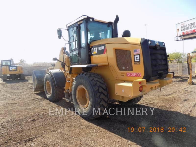 CATERPILLAR RADLADER/INDUSTRIE-RADLADER 926M equipment  photo 3