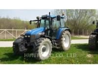 Equipment photo NEW HOLLAND LTD. TS115 AGRARISCHE TRACTOREN 1