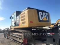 CATERPILLAR TRACK EXCAVATORS 329F L CFM equipment  photo 3