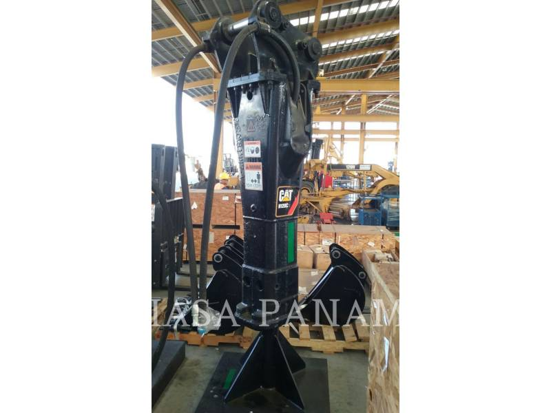 CATERPILLAR HERRAMIENTA DE TRABAJO - MARTILLO H 120 C S equipment  photo 3