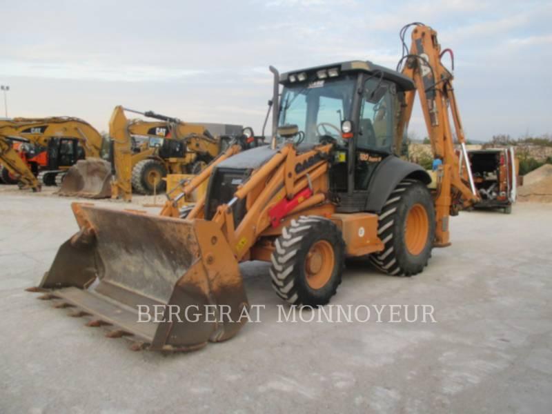 CASE BACKHOE LOADERS 590 equipment  photo 7