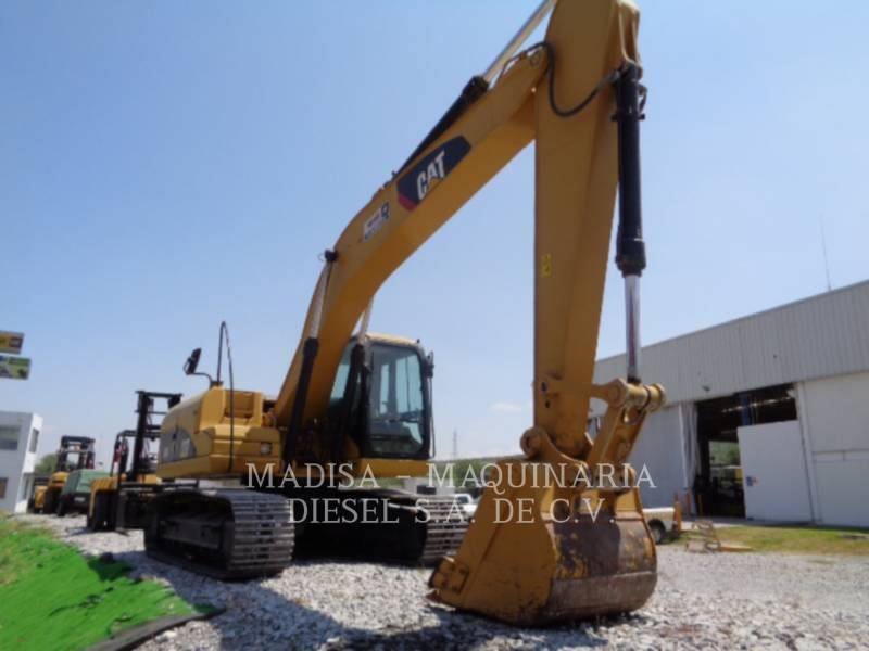 CATERPILLAR ESCAVADEIRAS 320D equipment  photo 3