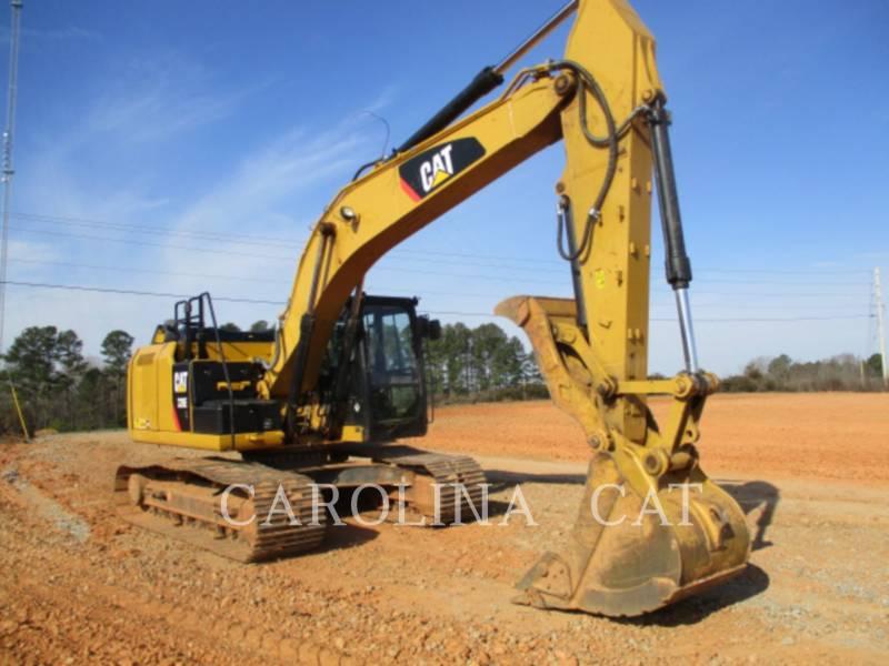 CATERPILLAR TRACK EXCAVATORS 320EL TH equipment  photo 5