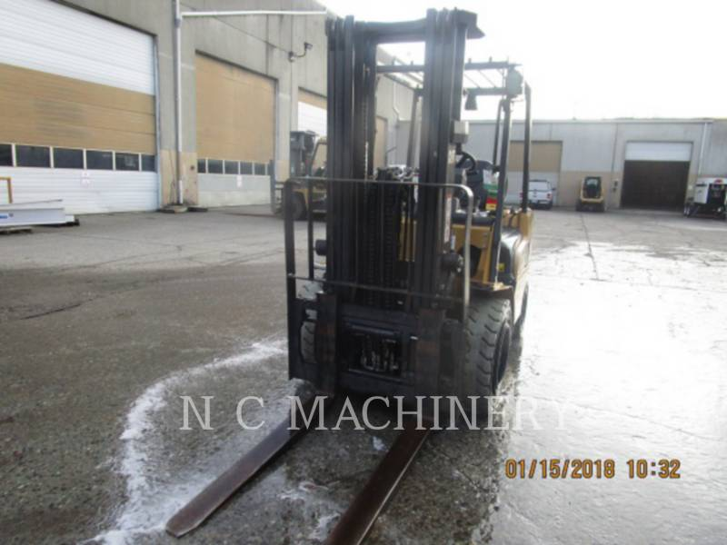 CATERPILLAR PODNOŚNIKI WIDŁOWE 2P5500 equipment  photo 5