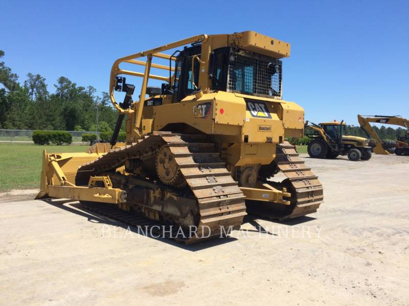 CATERPILLAR TRACTEURS SUR CHAINES D6T LGP equipment  photo 4
