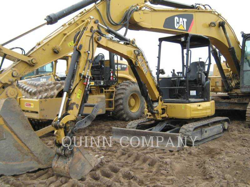 CATERPILLAR TRACK EXCAVATORS 303.5E CR equipment  photo 2