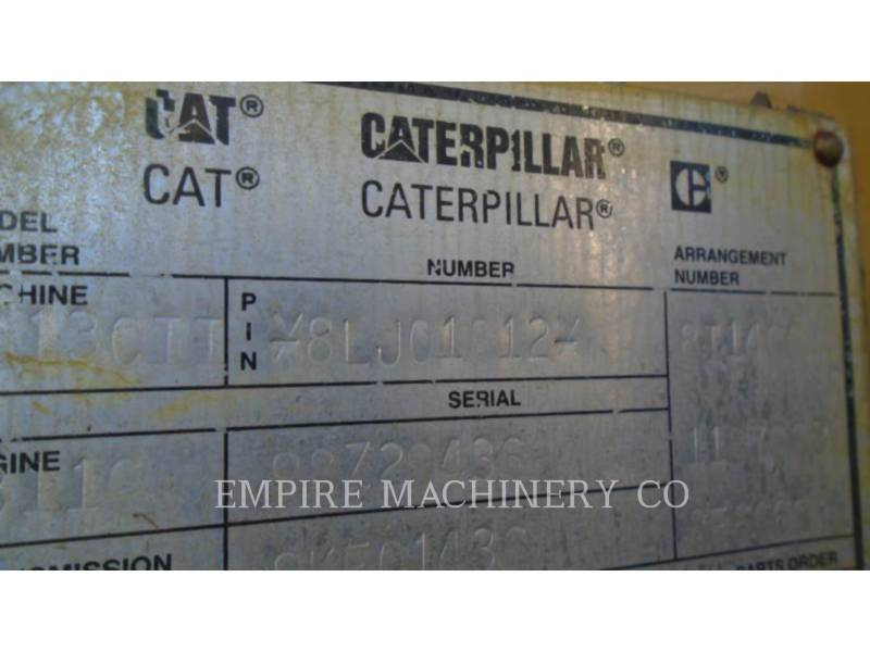 CATERPILLAR DECAPEUSES AUTOMOTRICES 613C WW equipment  photo 5