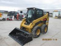 Equipment photo CATERPILLAR 242D KOMPAKTLADER 1