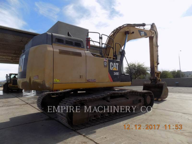 CATERPILLAR TRACK EXCAVATORS 349EL   ST equipment  photo 2