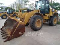 Equipment photo CATERPILLAR 950GC PALE GOMMATE/PALE GOMMATE MULTIUSO 1