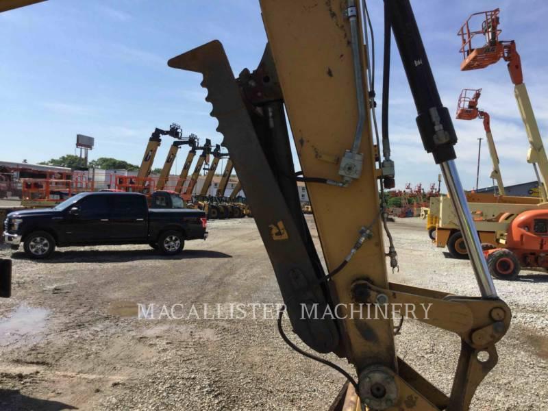 CATERPILLAR EXCAVADORAS DE RUEDAS M316D equipment  photo 12