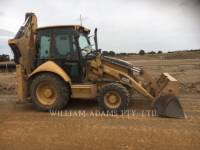 Equipment photo CATERPILLAR 432E2 GRAAF-LAADCOMBINATIES 1