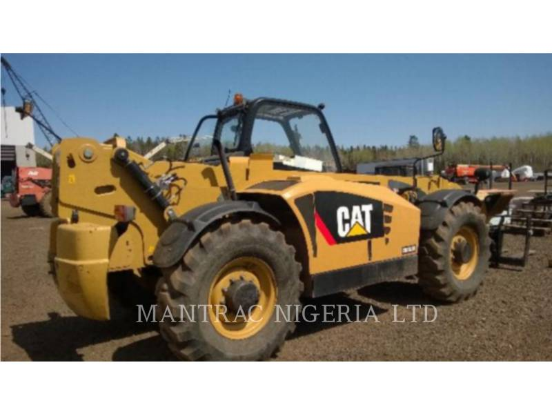CATERPILLAR ŁADOWARKI TELESKOPOWE TH514 equipment  photo 1