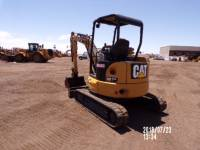 CATERPILLAR TRACK EXCAVATORS 303.5 E2 CR equipment  photo 3