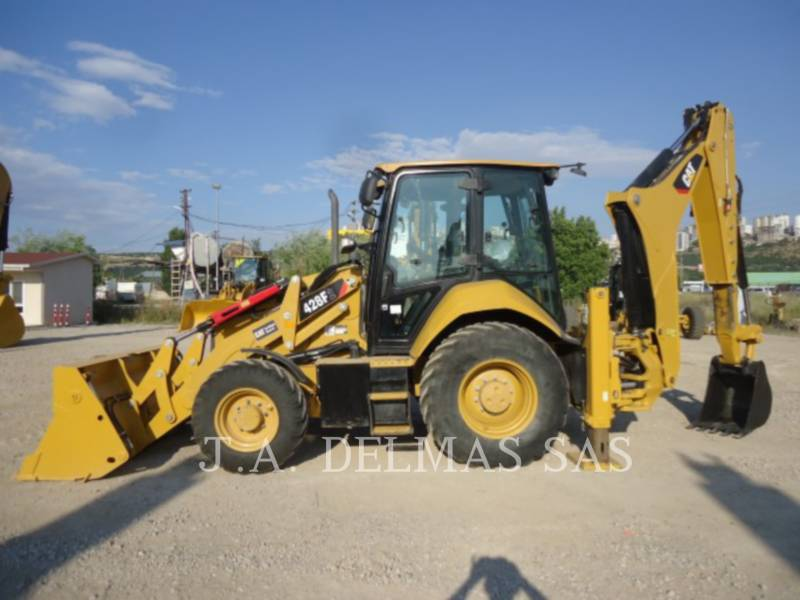 CATERPILLAR TERNE 428F2LRC equipment  photo 6