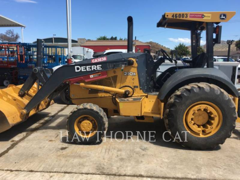 JOHN DEERE CARGADORES DE RUEDAS 210K equipment  photo 1