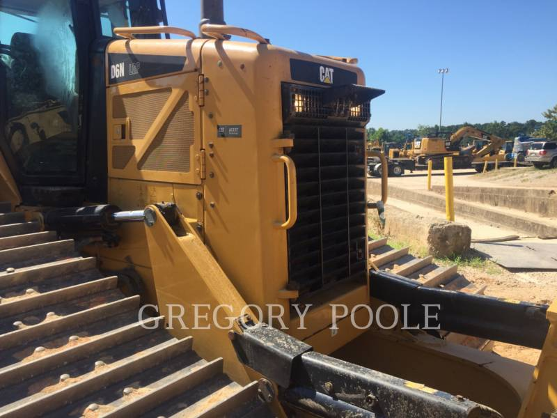 CATERPILLAR TRACTEURS SUR CHAINES D6N equipment  photo 12