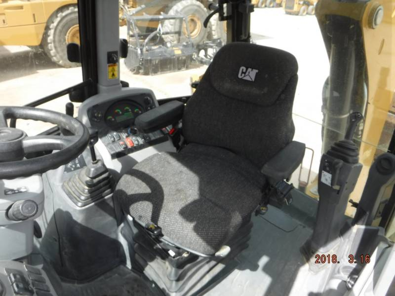 CATERPILLAR BAGGERLADER 420F2ST equipment  photo 7