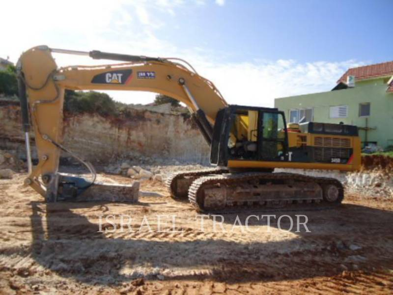 CATERPILLAR EXCAVADORAS DE CADENAS 345DL equipment  photo 11