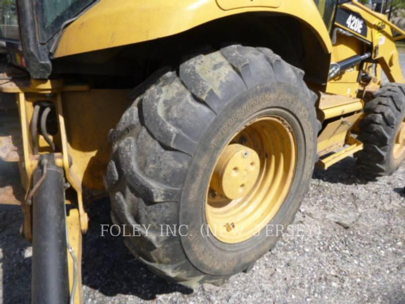 CATERPILLAR CHARGEUSES-PELLETEUSES 420EST equipment  photo 21