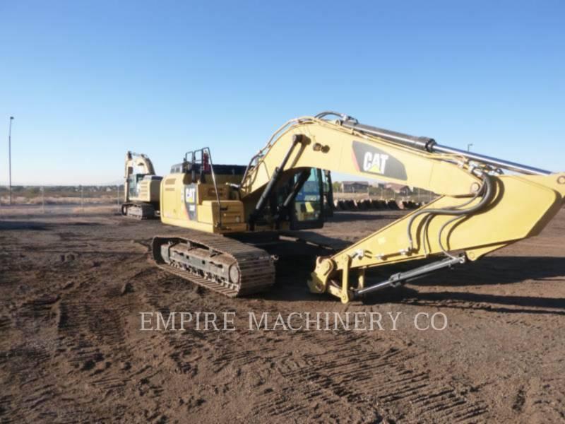 CATERPILLAR TRACK EXCAVATORS 330FL equipment  photo 1