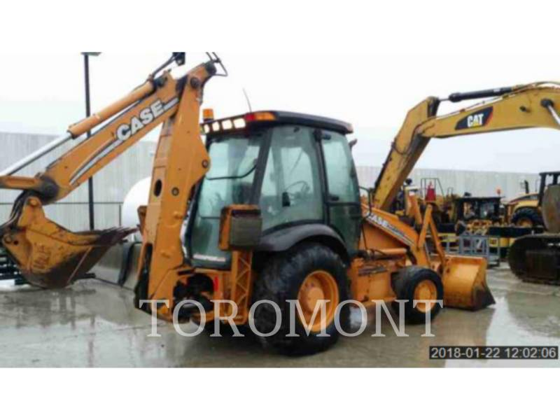 CASE/NEW HOLLAND RETROEXCAVADORAS CARGADORAS 580 equipment  photo 3