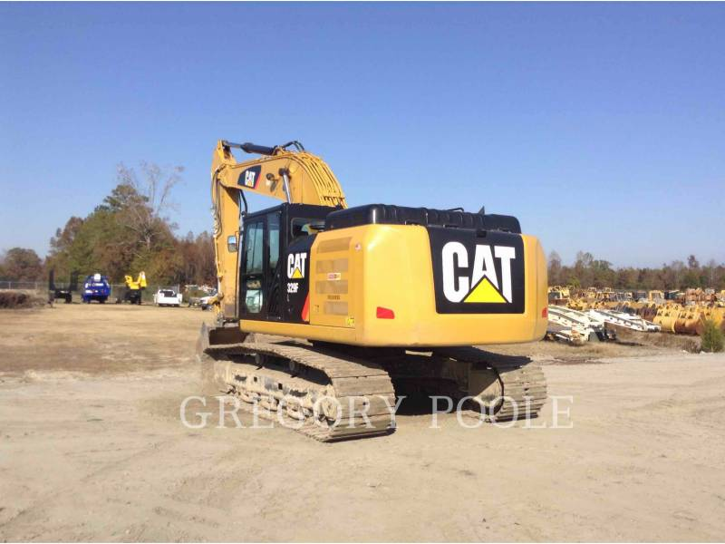 CATERPILLAR トラック油圧ショベル 329F L equipment  photo 4