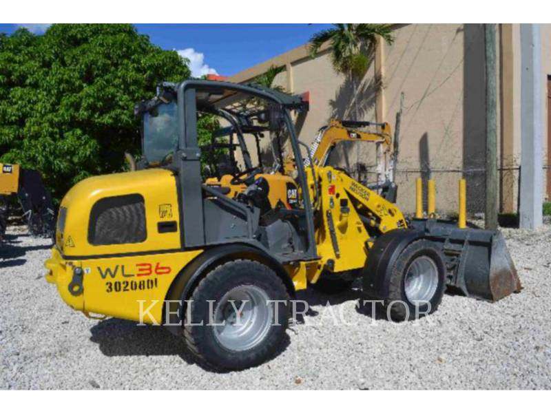 WACKER CORPORATION CARGADORES DE RUEDAS WL36 equipment  photo 2