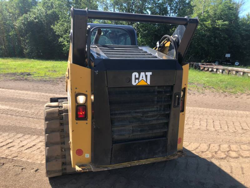 CATERPILLAR DELTALADER 299 D 2 equipment  photo 8