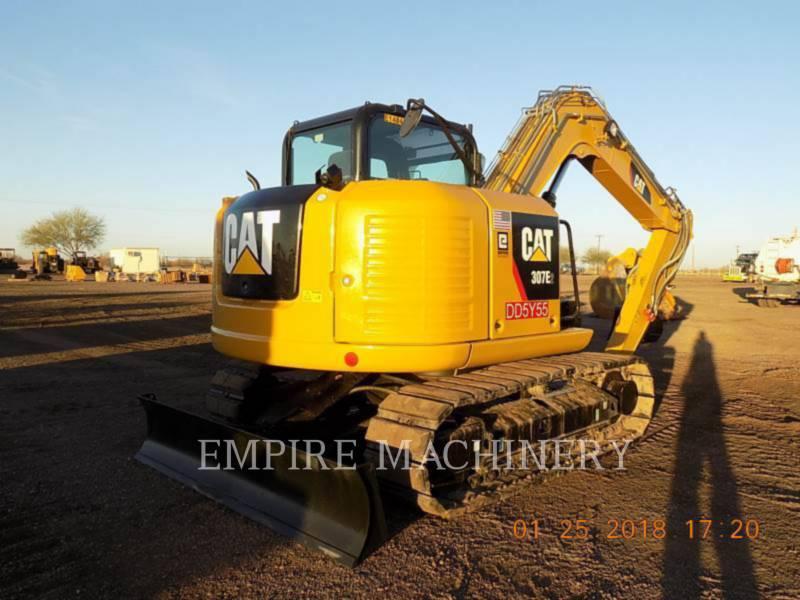 CATERPILLAR トラック油圧ショベル 307E2 equipment  photo 2