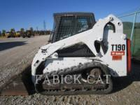 BOBCAT UNIWERSALNE ŁADOWARKI T190 equipment  photo 1