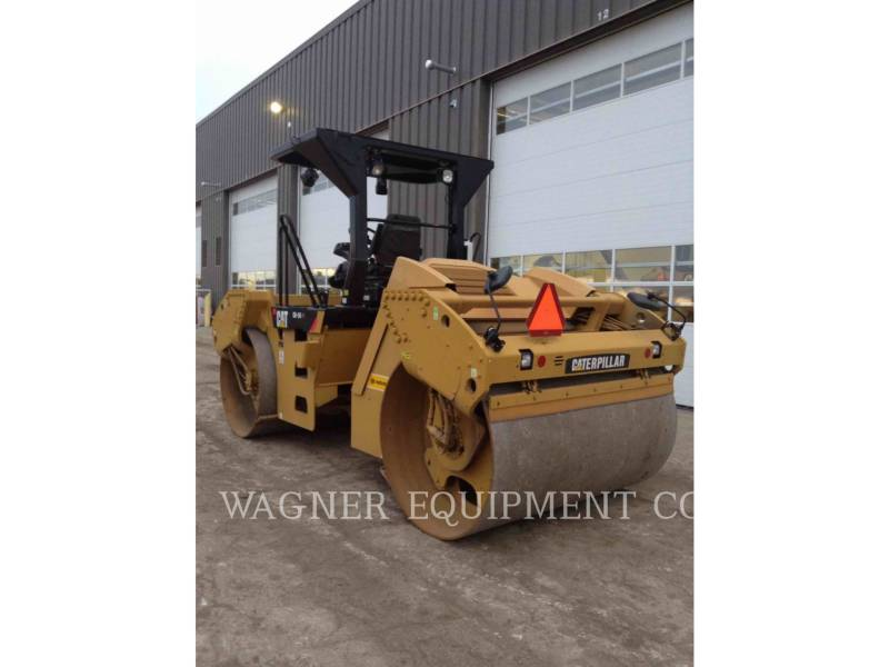 CATERPILLAR COMPACTADORES CB54 XW equipment  photo 4