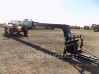 Equipment photo CATERPILLAR TL642D 伸缩式装卸机 1