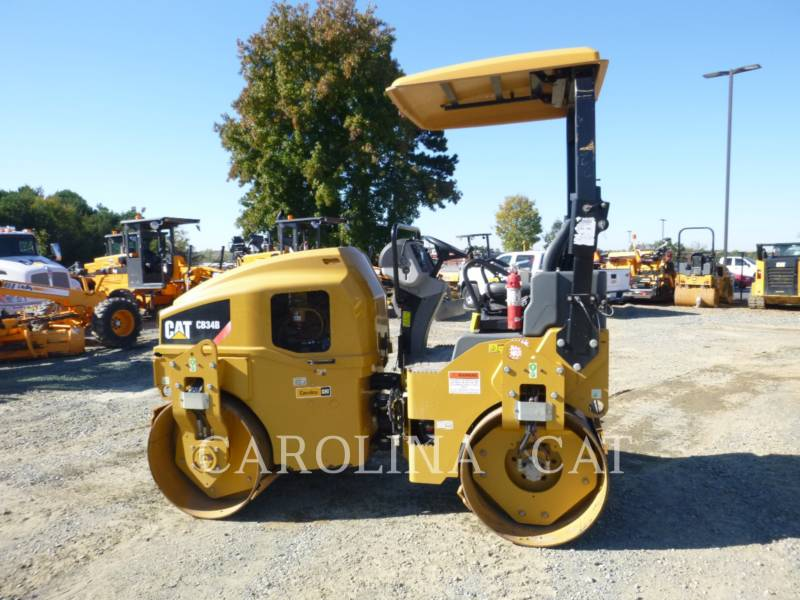 CATERPILLAR COMPACTEURS CB34B equipment  photo 4