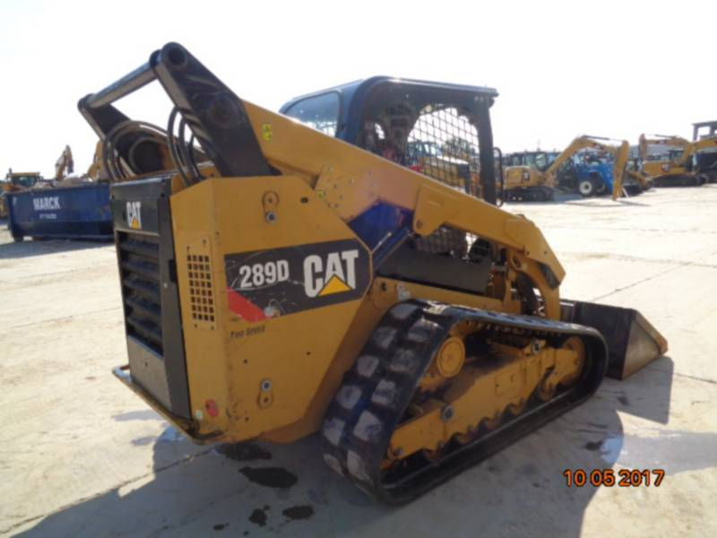 CATERPILLAR 多様地形対応ローダ 289D equipment  photo 5
