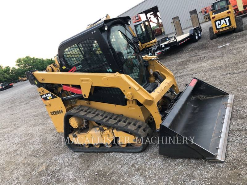 CATERPILLAR CHARGEURS TOUT TERRAIN 249D equipment  photo 2