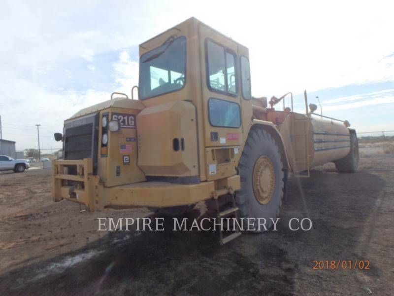 Caterpillar VAGOANE APĂ 621G WW equipment  photo 4