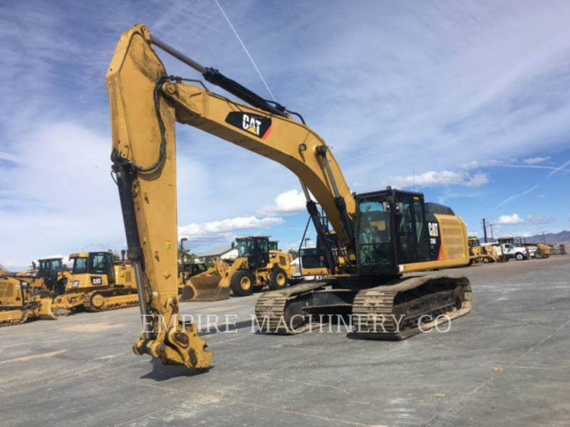 CATERPILLAR EXCAVADORAS DE CADENAS 336EL HYB equipment  photo 3