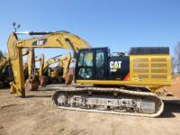 Equipment photo CATERPILLAR 349F TRACK EXCAVATORS 1