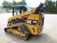 CATERPILLAR TRACK LOADERS 289D equipment  photo 4