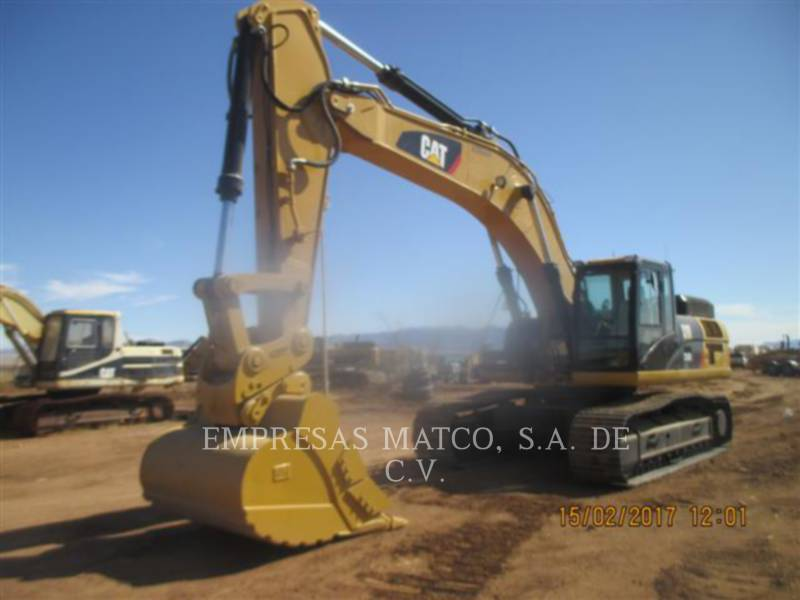 CATERPILLAR EXCAVADORAS DE CADENAS 336D2L equipment  photo 3