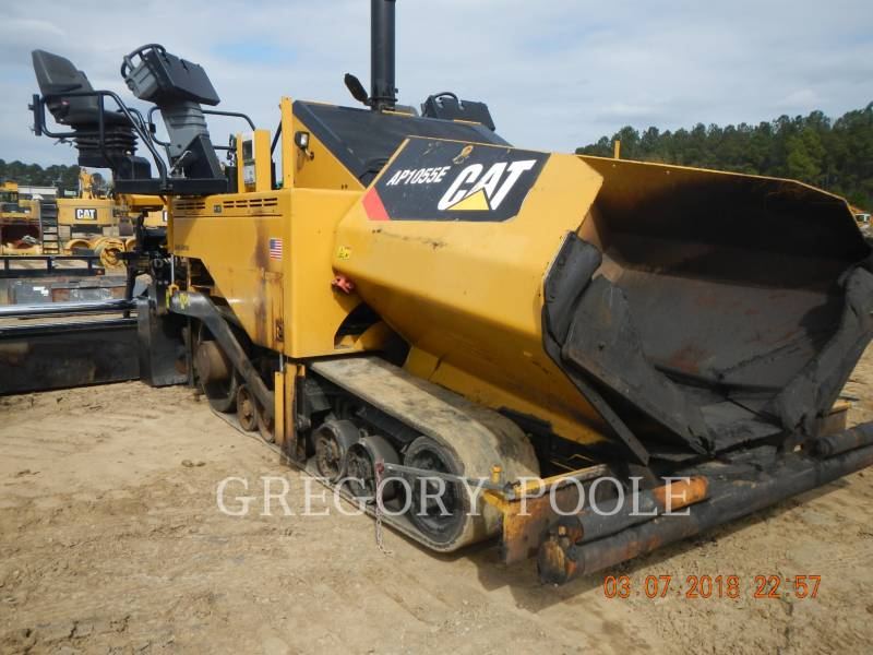 CATERPILLAR PAVIMENTADORA DE ASFALTO AP1055E equipment  photo 4