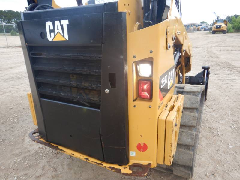 CATERPILLAR CARGADORES MULTITERRENO 259 D equipment  photo 19