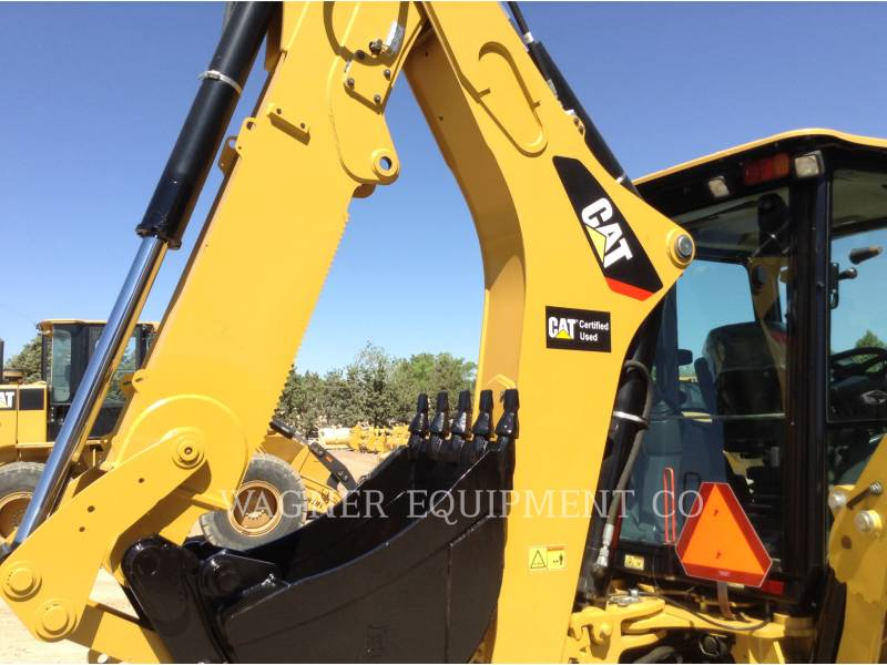 CATERPILLAR BACKHOE LOADERS 430F2ST equipment  photo 6