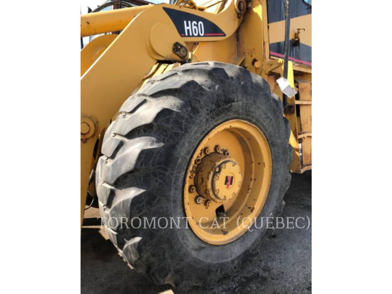 OTHER WHEEL LOADERS/INTEGRATED TOOLCARRIERS H60 equipment  photo 10