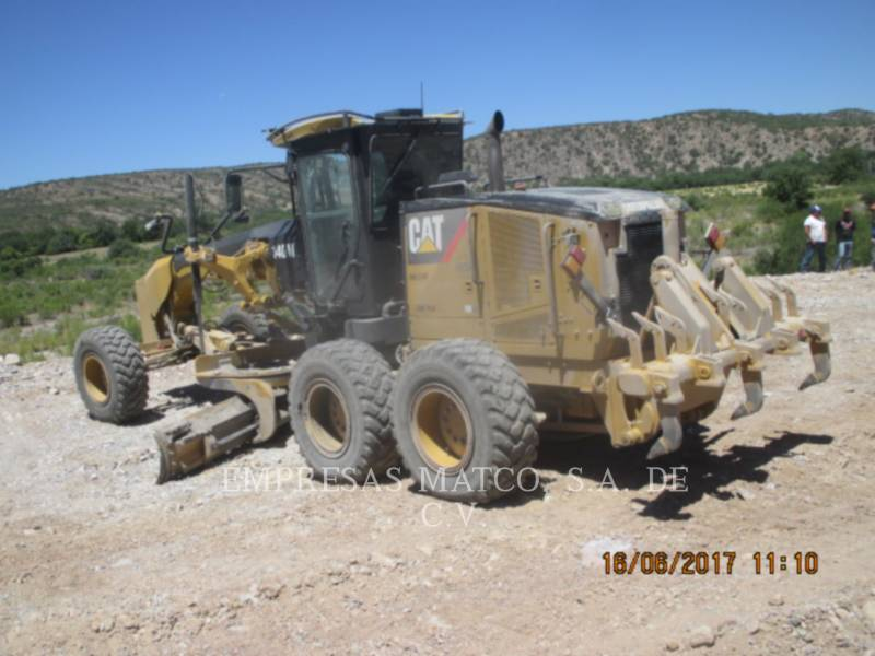 CATERPILLAR モータグレーダ 140M equipment  photo 5